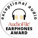 Susan Vinciotto Bonito AudioFile Earphones Award